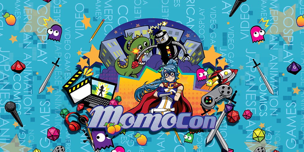 Get Ready with Me: Cosplaying with MomoCon