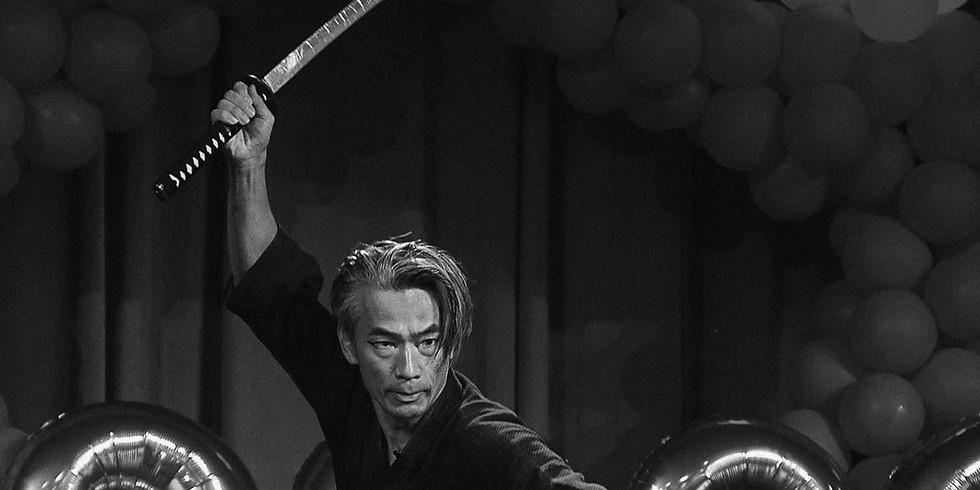 Support Yoshi Amao from Samurai Sword Soul
