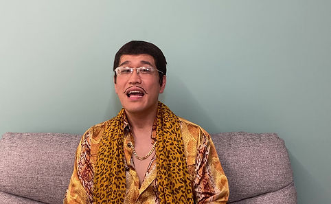 Video message from PIKOTARO