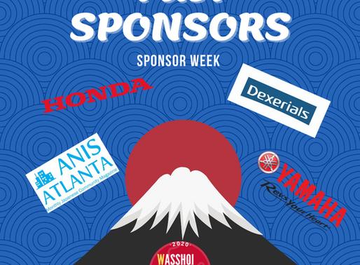 Subarashii Sponsors! - Fuji Level