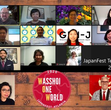 One World. - Wasshoi Wednesday #15