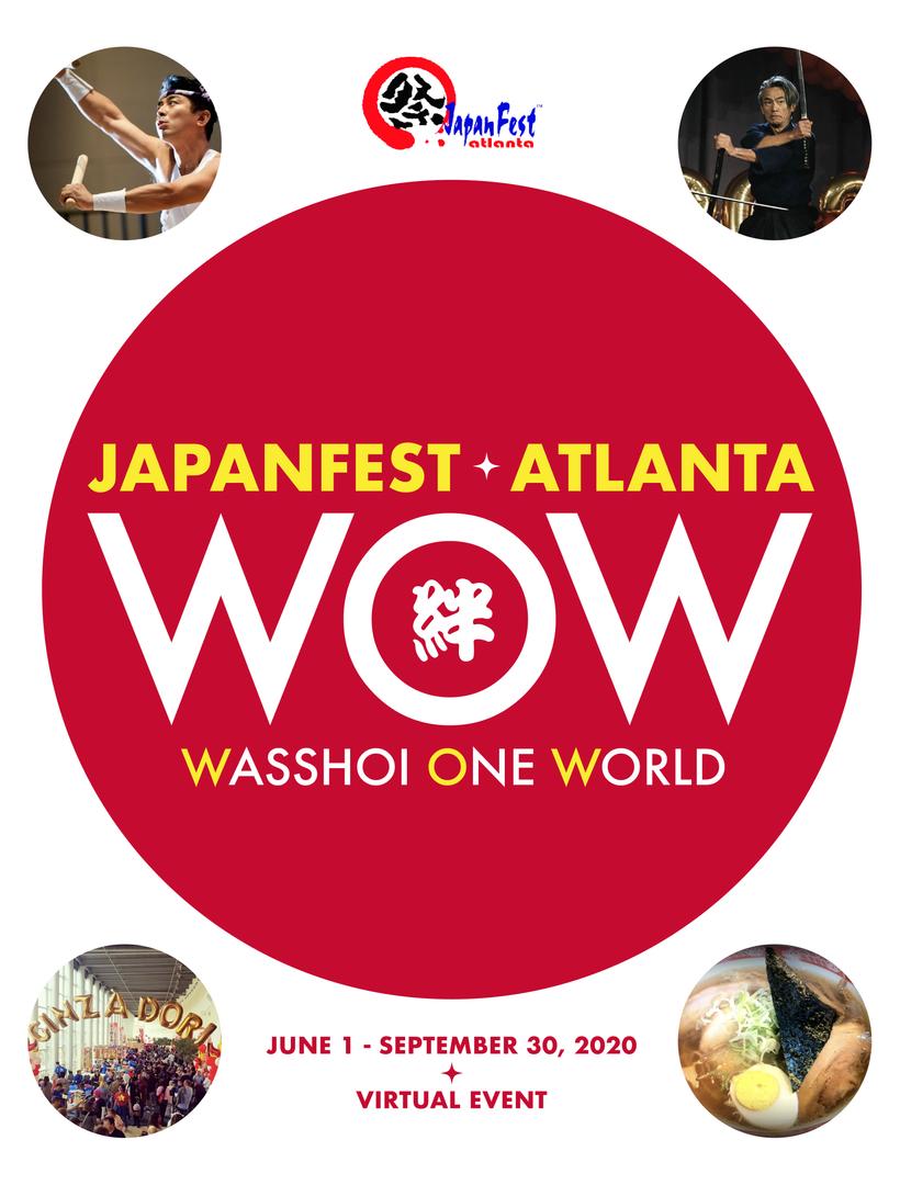 JapanFest 2020 Poster