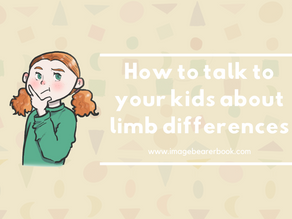 How to Talk to Kids about Limb Differences