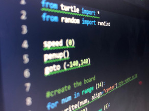 Crazy for Coding