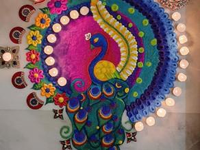The De-lights of Diwali