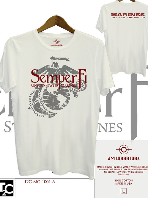 US Marine Semper Fi Shirt