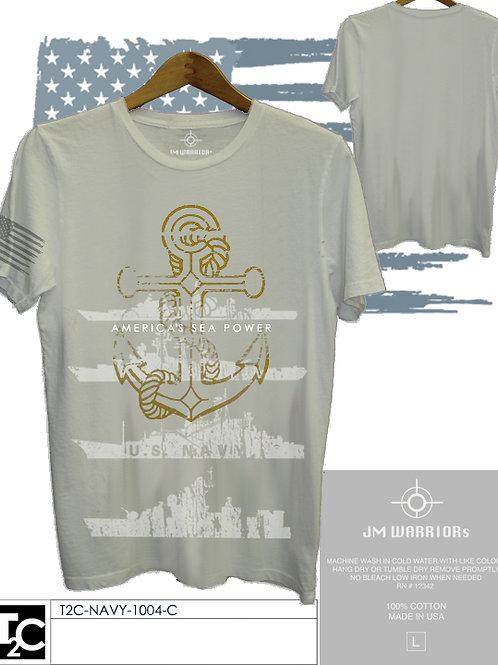 US Navy Battleships Shirt