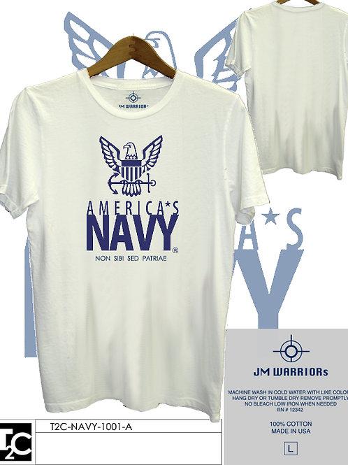 Navy NSSP Shirt