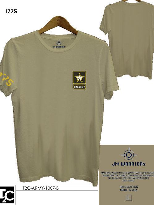US Army 1775 on Sleeve Shirt