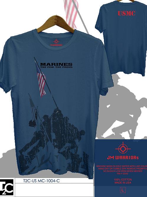 US Marine Iwo Jima Shirt