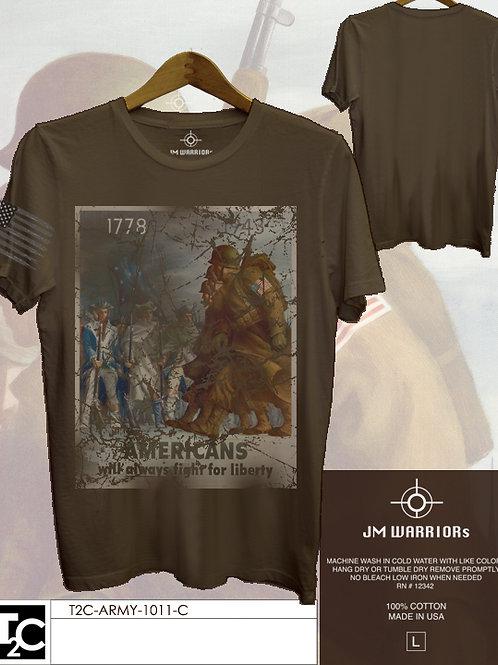 US Army 1778 - 1943 Shirt
