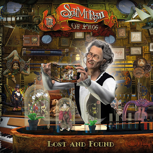 The Samurai of Prog: Lost and Found