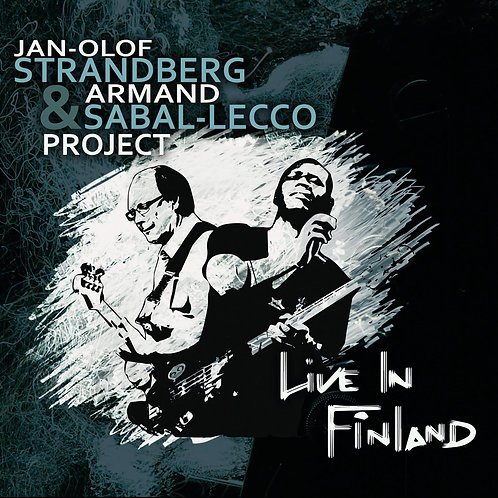 Jan-Olof Strandberg & Armand Sabal-Lecco: Live in Finland