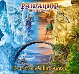 Paidarion 2016 CD Face Cover by Ed Units