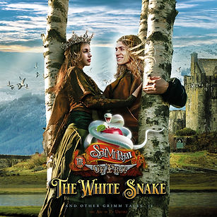 2021 TSOP - The White Snake - vinyl gate