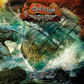 TSoP - On We Sail - cover-artwork by Ed