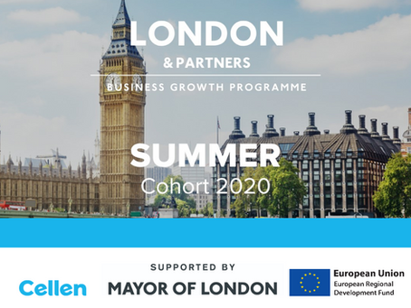 Cellen named one of London's high potential businesses