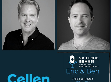 Podcast: Cellen & Digital Health STB