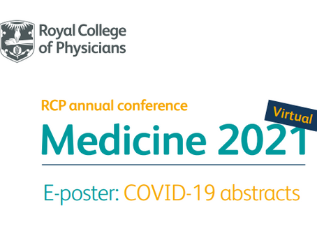 Royal College of Physicians: Medicine 2021