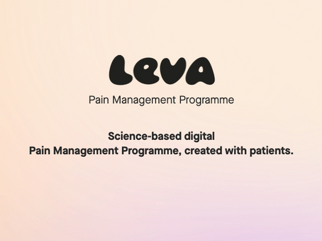 Patient's perspective - What the Leva Clinic Pain Management Programme taught me