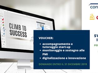 Bando Sviluppo Impresa: voucher destinati a PMI e Start-up di Roma e Provincia