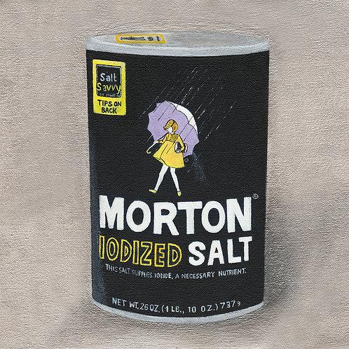 """MORTON SALT (12x12)"