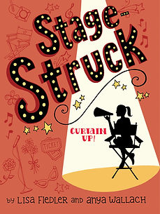 Stagestruck Curtain Up! cover art