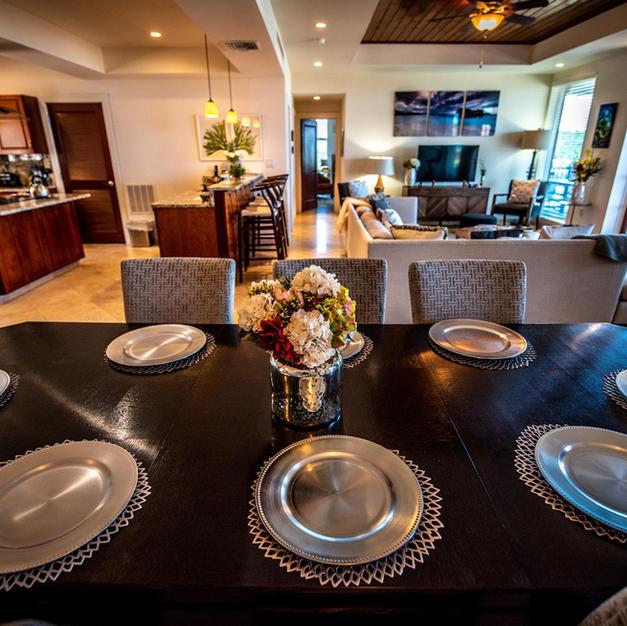 Great indoor dining