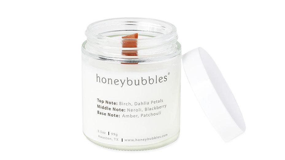 Mini Candle - Birch Dahlia