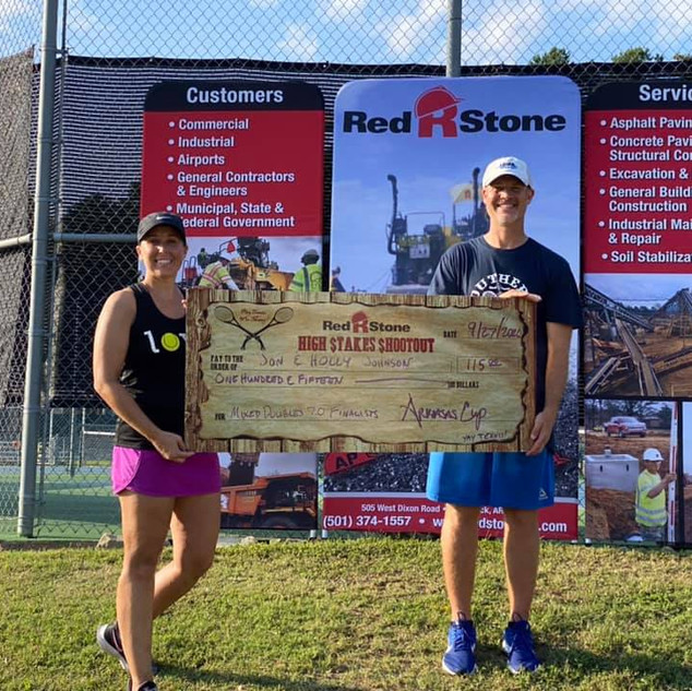 7.0 Mixed Doubles Finalist