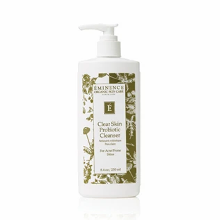 Clear Skin Probiotic Cleanser - Eminence Organic Skincare