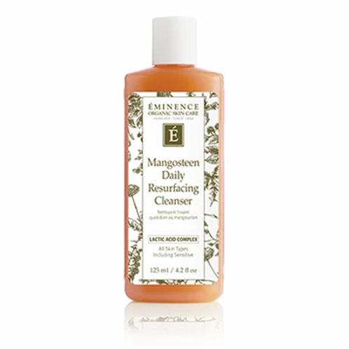 Mangosteen Daily Resurfacing Cleanser - Eminence Organic Skincare