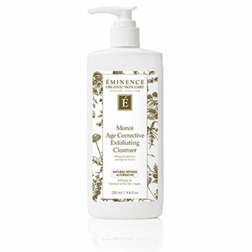 Monoi Age Corrective Exfoliating Cleanser - Eminence Organic Skincare