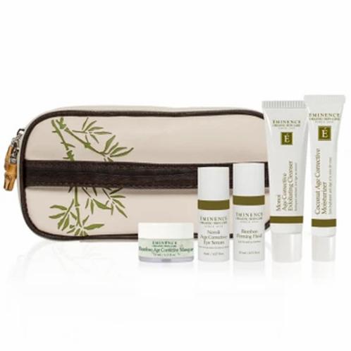 Age Corrective Starter Set - In Bag - Eminence Organic Skincare