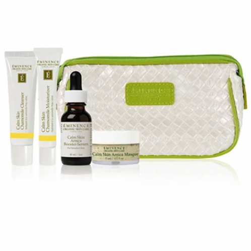Calm Skin Starter Set (in bag) - Eminence Organic Skincare