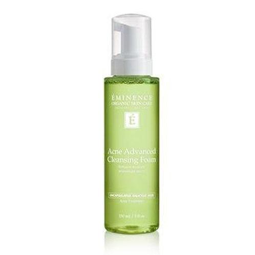 Acne Advanced Cleansing Foam - Eminence Organic Skincare