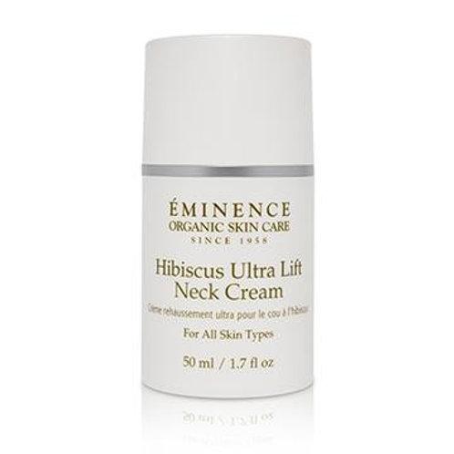 Hibiscus Ultra Lift Neck Cream - Eminence Organic Skincare