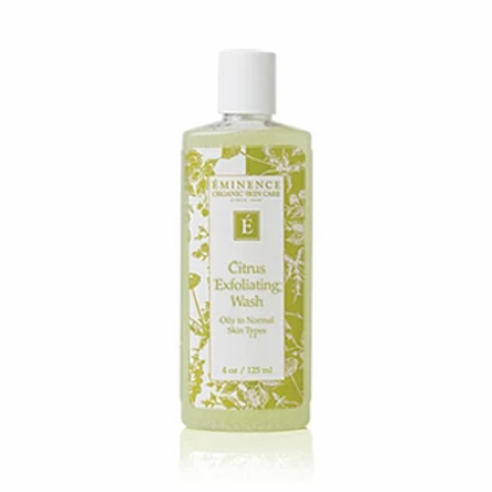 Citrus Exfoliating Wash - Eminence Organic Skincare