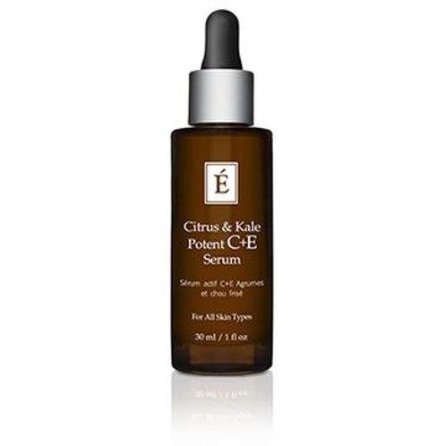 Citrus & Kale Potent C+E Serum - Eminence Organic Skincare