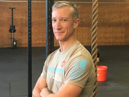 November 2019 Member of the Month: Jeremy Gwinn