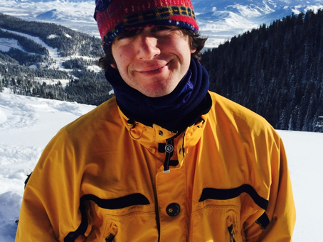 September 2019 Member of the Month: Maxwell Lahey