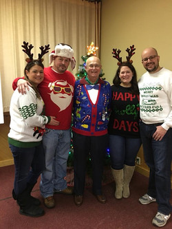 Stephanie's Family Business Christmas Party