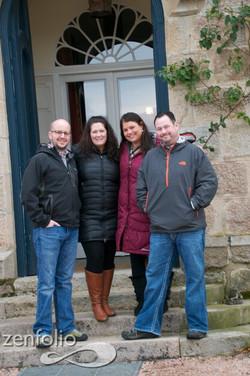 Stephanie's Family in Scotland
