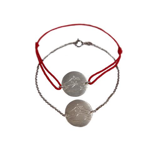 Bracelet Médaille Sainte-Victoire
