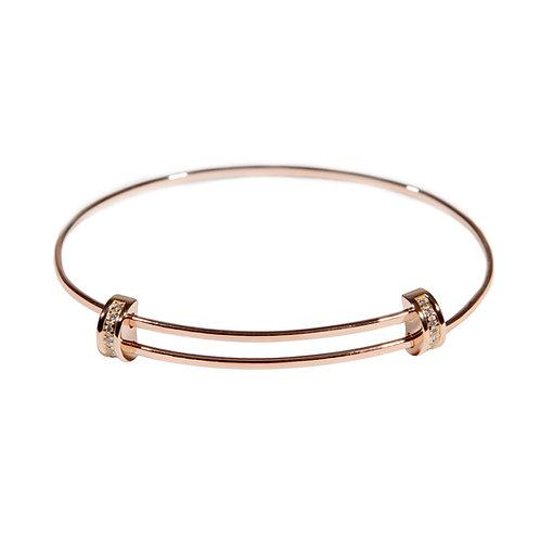 Bracelet S orné diamants