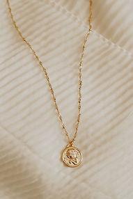 EX Médaille baptème ange