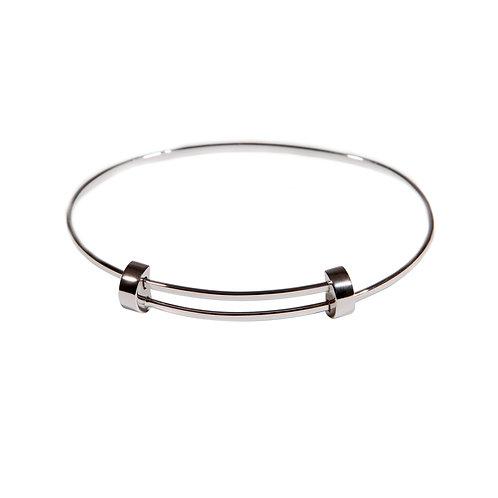Bracelet S demi lune