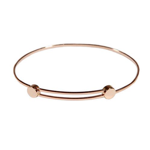 Bracelet S rond