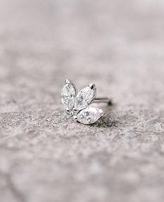 EX Boucles diamant