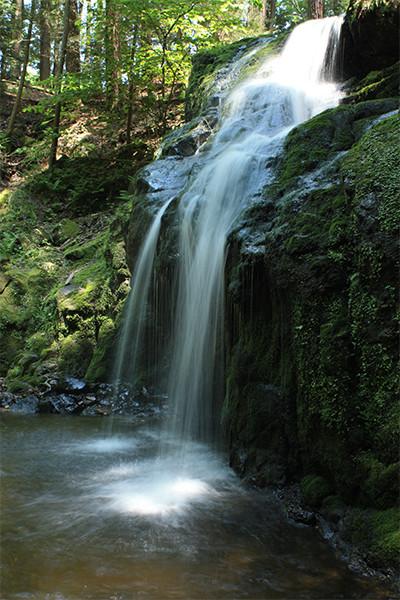 Nonnewaug Falls, Woodbury, CT